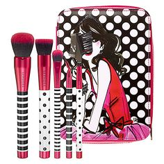 ACQUIRED a brush set already. SEPHORA COLLECTION IZAK Brush Set: Shop Brush Sets | Sephora, $38 (yea, i know. This one probably won't happen. I'd like any good brush set from this site, this is just the one I want ideally.)