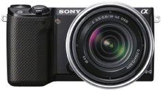 """Sony NEX-5R - Cámara EVIL de 16.1 Mp (pantalla táctil articulada de 3"""", objetivo(s) 18-55mm f/3,5, procesador Bionz, estabilizador de imagen óptico, WiFi) negro [importado] B0093FBIIG - http://www.comprartabletas.es/sony-nex-5r-camara-evil-de-16-1-mp-pantalla-tactil-articulada-de-3-objetivos-18-55mm-f35-procesador-bionz-estabilizador-de-imagen-optico-wifi-negro-importado-b0093fbiig.html"""