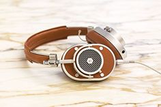 Master & Dynamic MH40 Over Ear Headphone: Carefully crafted Master &…