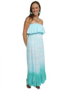 [Exclusive] Teel Gradation Lilian Ruffle Dress