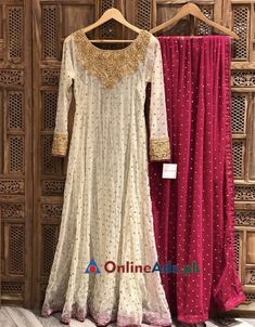 Bridal wear made on order Shadi Dresses, Pakistani Formal Dresses, Pakistani Dress Design, Walima Dress, Wedding Dress Brands, Desi Wedding Dresses, Party Wear Dresses, Pakistani Fashion Party Wear, Pakistani Wedding Outfits