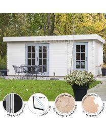 Lugarde B26  Tuinhuis / Blokhut Outdoor Living, Outdoor Decor, Garage Doors, Home And Garden, Home Decor, Storage, Seeds, Purse Storage, Outdoor Life