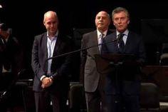 El Presidente asistió al concierto por los 500 años de la Reforma Protestante en el Teatro Colón