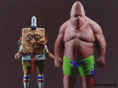 SpongeBob & Patrick IRL