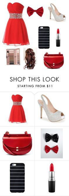 """""""#56"""" by jazzygirl-fun ❤ liked on Polyvore featuring Lauren Lorraine, Chloé, Torrid and MAC Cosmetics"""