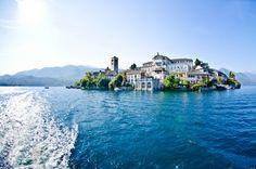 Lago d'Orta. Un'isola, un amore, una corrispondenza#Latitudes#Magazine#