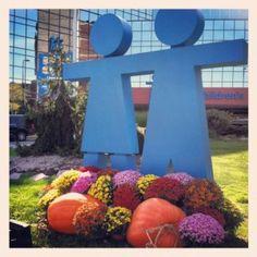 A Couple of Great Pumpkins Visit Children's Hospital of Michigan | Children's Hospital of Michigan Foundation