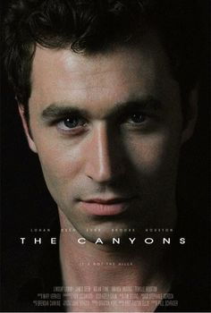 James Deen - The Canyons poster =D
