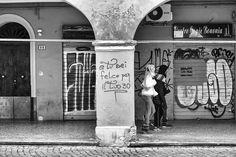 Bologna 2017, biancopiùnero. – #foto #alessandrogaziano #street #italia #biancopiùnero #life #Bologna