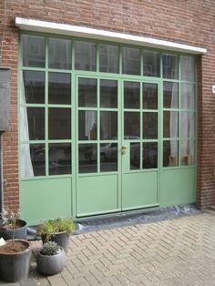 Janisol Arte dubbele deur met glaslat binnenzijde