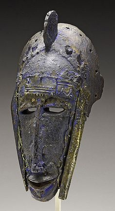 Mali - Face Mask (Art Institute of Chicago) | Flickr - Photo Sharing!