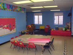 Sunday School Rooms