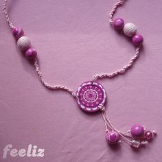 Pink Mandala by feeliz, via Flickr