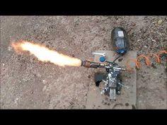 Горелка на отработке \ Waste oil burner - YouTube Waste Oil Burner, Diy Forge, Oil Burners, Coffee Roasting, Blacksmithing, Outdoor Power Equipment, Diy And Crafts, Survival, Saunas