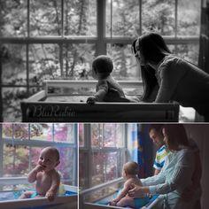 Rhylyn Mommy and Me| BluRubie Studios | Pensacola, Florida natural lighting photographer