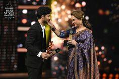 Hum Style Awards 2020 happened on 25 January in Karachi . Here is HUM Style Awards 2020 Winners List . Ahad Raza Mir Won Most Stylish . Tv Actors, Actors & Actresses, Pakistani Dramas, Pakistani Actress, Sajal Ali Wedding, Cute Celebrities, Celebs, Celebrity Pictures, Awards