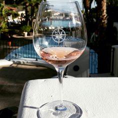 Pinot poolside