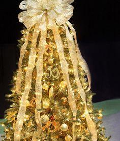 elegant christmas trees - Bing Images