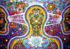 Il Piacere stimola l'Autoguarigione, l'Espansione di Coscienza e la Pineale