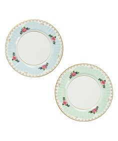 Another great find on #zulily! Truly Scrumptious Dinner Plate - Set of 16 by Talking Tables #zulilyfinds