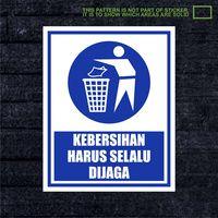 WSKPC098 Sticker K3 Safety Sign Warning Sign Keber