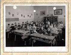 Photo de classe CM2 de 1967, Ecole Poincare (thionville)