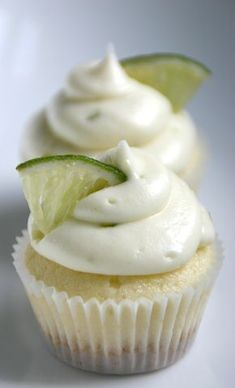 Key Lime Cupcakes ... an even better recipe to try.