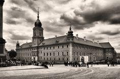 The Royal Castle in Warsaw by Viktor Korostynski on 500px