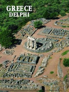 wow! Delphi Greece  #Iridaresort www.iridaresort.gr