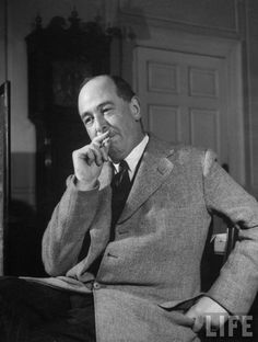 """""""When Christ died, He died for you individually just as much as if you'd been the only person in the world."""" -- C.S. Lewis"""