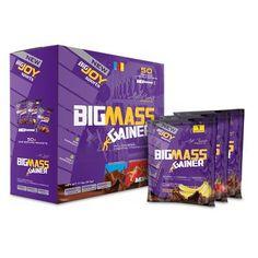 Big Joy Big Mass 100grx50 paket Mass Gainer, Health Fitness, Gym, Marketing, Excercise, Fitness, Gymnastics Room, Health And Fitness