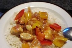 Chicken sweet and sour as with the Chinaman (recipe with picture) & Chefkoch.de The post Chicken sweet and sour as in the Chinese restaurant appeared first on Food Monster. Chicken Pasta Crockpot, Chicken Tender Recipes, Chicken Pasta Recipes, Spaghetti Recipes, Asian Recipes, Mexican Food Recipes, Vegetarian Recipes, Cooking Recipes, Healthy Recipes