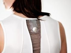 The future of clothing.  Modwells, a system of wearable sensors that collect and assess biometric data, moves past this problem. Designed by Jennifer Darmour of Electricfoxy, Modwells not only gives your doctor real-time feedback, but it also allows you to monitor your own health, manage goals, and alleviate ailments such as chronic back pain.