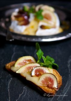 Dalla Mia Cucina: The Inspired Plate Challenge   October   Food Photography on a Black Background
