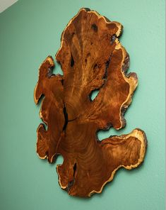 Mesquite Burl End Grain Wood Wall Art Tree Roots, Wood Wall Art, Accent Pieces, Modern Rustic, A Table, Building, Tips, Nature, Etsy