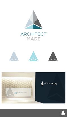 Logo for Architect Made by Lucia Sancho