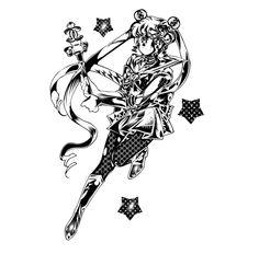 Sailor Moon Arigato: Japanese Anime Meets High Fashion - mashKULTURE