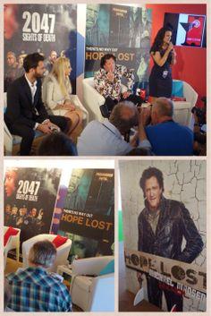 #MichaelMadsen al #Cinecocktail di #Cannes2014 racconta di #HopeLost e di #QuentinTarantino