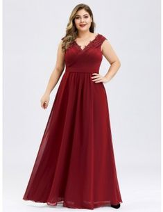 ELEGANT FLORAL LACE V-NECK LONG EVENING GOWN  UNIQUE TO OUR STORE  -Padded, lined and Floral lace details -Very Comfortable and easy to wear. -Come in 2 Colours; Sapphire Blue and Burgundy ( IN STOCK)  -Dark Purple, Dark Green ( ONLY PRE- ORDER). Pls contact us .  -This gorgeous Evening/ party dress is an elegant choice for any formal or black-tie affair! -The floral bust lace V- Neckline gives a timeless glamour to make this dress a classic choice. Evening Party Gowns, Long Evening Gowns, Formal Evening Dresses, Prom Gowns, Elegant Dresses For Women, Affordable Prom Dresses, Pretty Dresses, Evening Dresses Plus Size, Plus Size Maxi Dresses