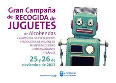 Alcobendas organiza recogida solidaria de juguetes este finde