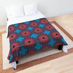 'Untitled' Comforter by Arrowsmith Design Duvet Covers, Comforters, Blankets, Outdoor Blanket, Printed, Bedroom, Awesome, People, Design