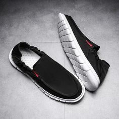 Summer Shoe Mesh Canvas Men's Casual Shoes Breathable Loafers Slip on Men Flats Hot Sale Soft Driving Shoes Man Moccasins | Touchy Style Casual Shoes, Men Casual, Driving Shoes Men, Summer Shoes, Moccasins, Loafers Men, Men's Shoes, Footwear, Slip On