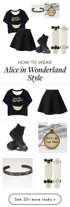 """""""Untitled #129"""" by myownpinkworld on Polyvore featuring MSGM and Converse"""