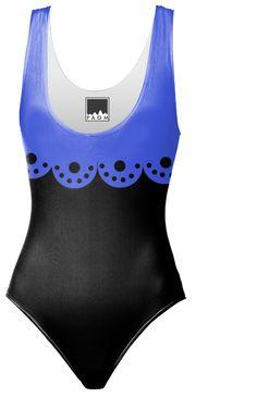 Boho Girl Beach Wear Swimsuit - Bodysuit. Feel Good Fashion & Living® by Marijke Verkerk Design www.marijkeverkerkdesign.nl