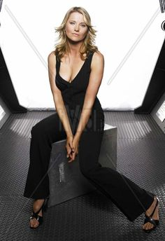 Battlestar Galactica - Lucy Lawless