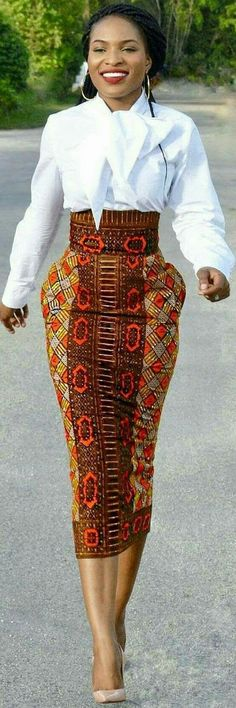 This is cute #AfricanStyle