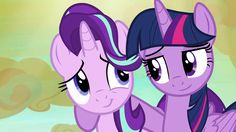 #1461500 - safe, screencap, spoiler:s06e25, spoiler:s06e26, starlight glimmer, to where and back again, twilight sparkle - Derpibooru - My Little Pony: Friendship is Magic Imageboard