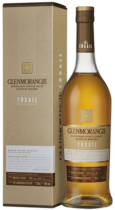Add Glenmorangie Tùsail Private Edition Single Malt Scotch Whisky to your wishlist and be the first to know when back in stock. Irish Whiskey, Bourbon Whiskey, Scotch Whisky, Fun Drinks, Alcoholic Drinks, Beverages, Cocktails, Gin, Champagne