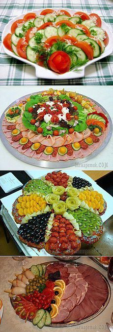 30 Ideas For Meat Platter Presentation Veggie Tray Veggie Platters, Meat Platter, Veggie Tray, Food Platters, Appetizers For Party, Appetizer Recipes, Salad Recipes, Veggie Display, Food Carving