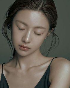 Korean Beauty Girls, Asian Beauty, My Beauty, Beauty Women, Digital Art Girl, Beautiful Asian Girls, Ulzzang Girl, Woman Face, Girl Photography